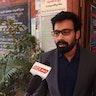 User Sivapraksam Muthukumaran uploaded avatar